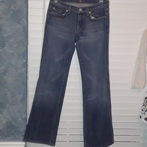7 for all mankind jrs. Size 14
